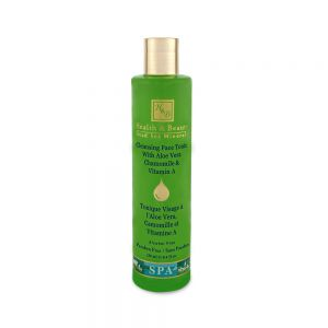 Cleansing Face Tonic with Aloe Vera, Chamomile & Vitamin A 250 ml