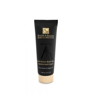 Multi-Active Black Mud Hand & Nail Cream ( black) 100 ml