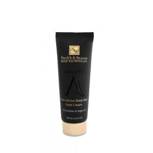 Multi-Active Black Mud Foot Cream 100 ml