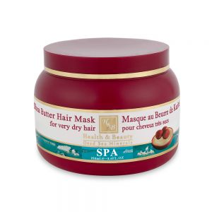 Shea Butter Hair Mask 250 ml